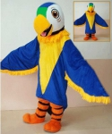 Strój reklamowy - Papuga