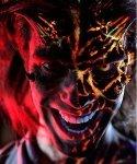Zestaw do charakteryzacji FX - Demon Lawa