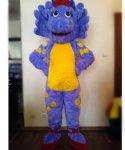 Wypożyczenie stroju chodzącej maskotki - Dinozaur Lila