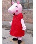 Chodząca maskotka - Świnka Pepa
