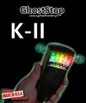 Ghost Hunters - Detektor pola elektromagnetycznego (EMF) - K-II Meter z dźwiękiem