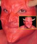 Sztuczna broda - Broda diabła / demona