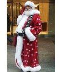 Profesjonalny strój Świętego Mikołaja - Św. Mikołaj Premium VIII