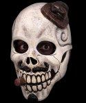 Maska lateksowa - Senior Muerte