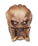 Maska lateksowa - Predator