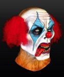 Maska lateksowa - Horror Clown V