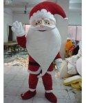 Chodząca maskotka - Santa Deluxe