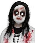 Maska lateksowa - Zombie Doll