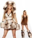 Seksowny kostium - Eskimoska Premium