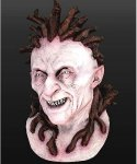 Maska lateksowa - Mutant