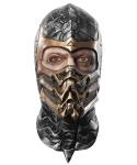 Maska lateksowa - Mortal Kombat Scorpion