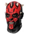 Maska lateksowa - Star Wars Darth Maul