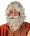 Pełny zarost - Mojżesz