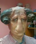 Maska lateksowa - Baran