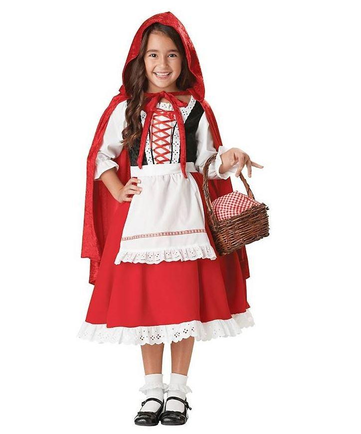 0c7527d38b Kostium dla dziecka - Czerwony Kapturek