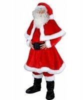 Profesjonalny kostium świąteczny - Święty Mikołaj III