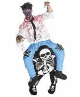 Kostium Carry Me Halloween - Szkielet