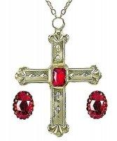 Biżuteria sceniczna - Kardynał