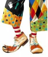 Buty klauna - Paluch
