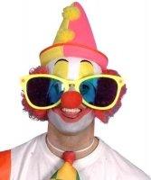 Akcesoria klauna - Mega okulary