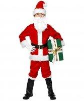 Strój teatralny dla dziecka - Święty Mikołaj