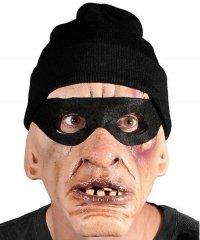 Maska lateksowa - Złodziej