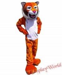 Chodząca żywa duża maskotka - Tygrys Azjatycki