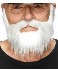 Broda i wąsy - Bajkowy Święty Mikołaj
