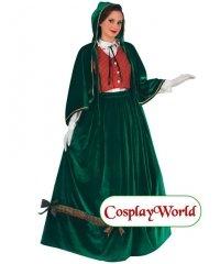 Profesjonalny strój kolędnika - Christmas Caroler I