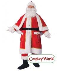 Profesjonalny strój Świętego Mikołaja - Santa Claus Deluxe