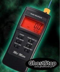 Ghost Hunters - Mel Meter Mel-8704R Classic (EMF & temperatura & światło)