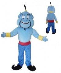 Chodząca żywa duża maskotka - Aladdin Genie