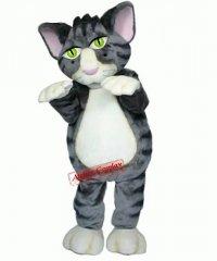 Strój chodzącej maskotki - Kot Dachowiec