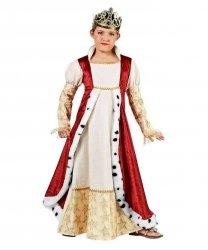 Kostium teatralny dla dziecka - Bajkowa Królowa