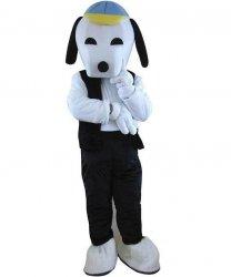 Strój chodzącej maskotki - Pies 15