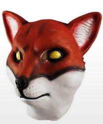 Maska lateksowa - Lis