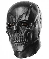 Maska lateksowa - Batman Black Mask