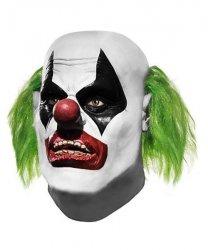 Maska lateksowa - Batman Arkham City Mr. Hammer