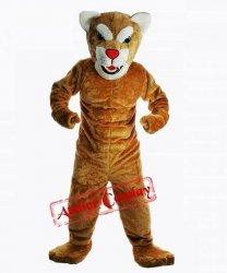 Strój chodzącej maskotki - Kot Siłacz