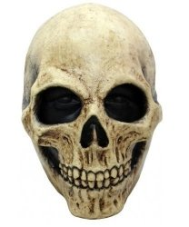 Maska lateksowa - Czaszka V