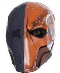 Maska lateksowa - Batman Arkham Deathstroke Deluxe