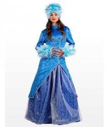 Profesjonalny kostium świąteczny - Królowa Śniegu