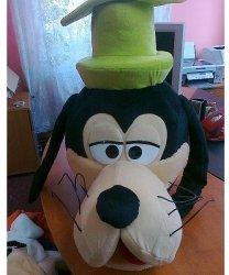 Głowa chodzącej maskotki - Pies 2