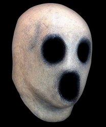 Maska lateksowa - No-Man