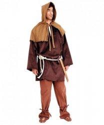 Kostium teatralny - Średniowieczny Drwal