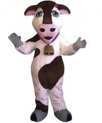 Strój chodzącej maskotki - Krowa 11