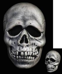 Maska lateksowa - Halloween III Czaszka