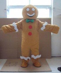 Strój chodzącej maskotki - Świąteczny Pierniczek IV