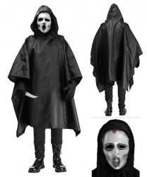 Kostium na Halloween - Scream MTV