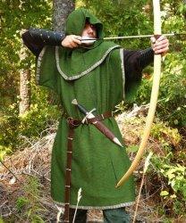 Kostium teatralny - Średniowieczny Łucznik
